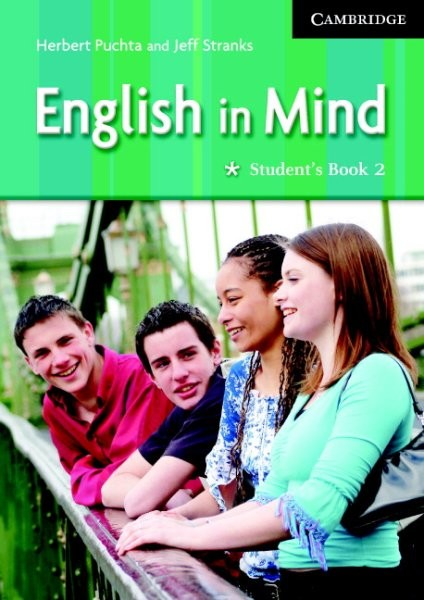 English in Mind 2 Students Book (učebnice)