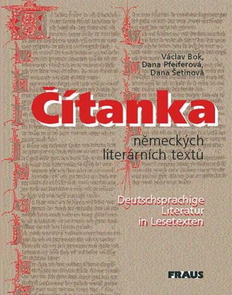 Čítanka německých literárních textů