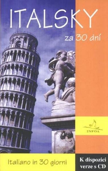 Italsky za 30 dní - kniha