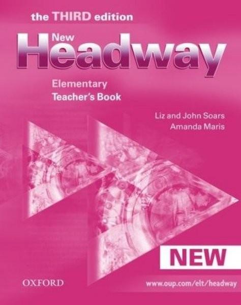 New Headway Elementary 3.vyd. Teacher´s Book (metodická příručka)