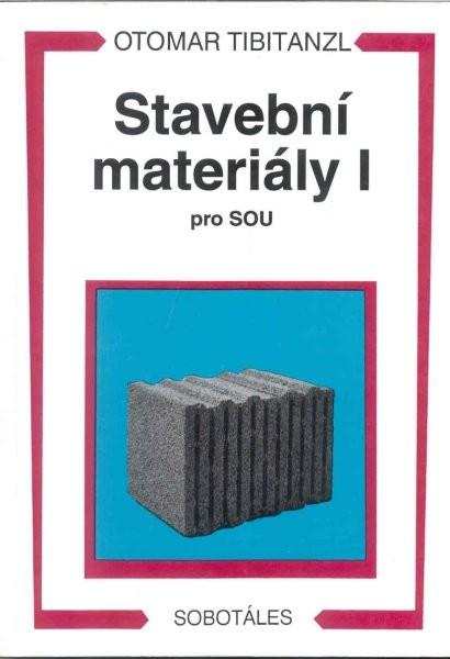 Stavební materiály I pro 1.r. SOU