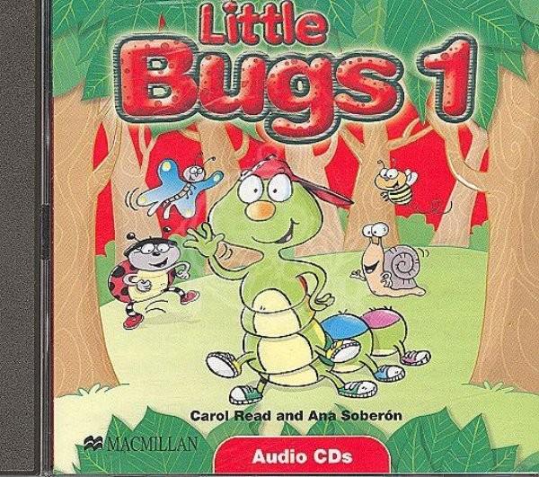 Little Bugs 1 Audio CD
