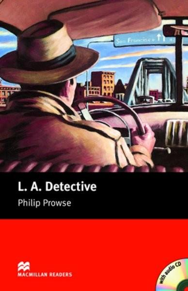 Macmillan Readers Starter - L.A.Detective + CD