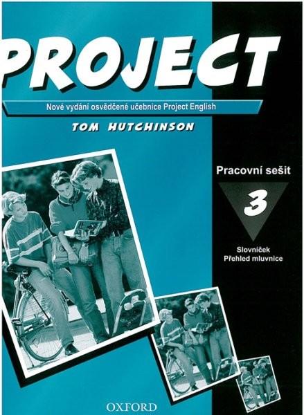 Project 3 Pracovní sešit