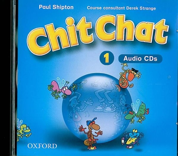 Chit Chat 1 Audio CDs