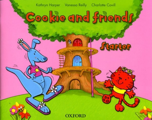 Cookie and friends Starter - Classbook (učebnice)