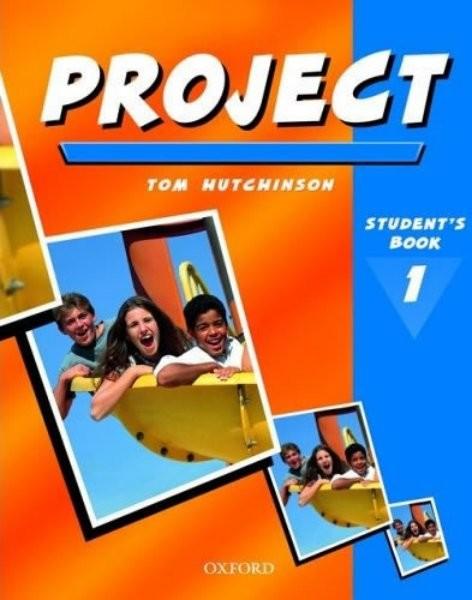 Project 1 Student´s Book (učebnice)