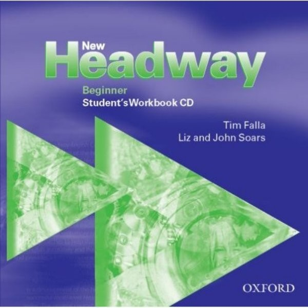 New Headway Beginner - Student's Workbook CD (audio CD k pracovnímu sešitu)