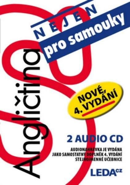Angličtina nejen pro samouky - audio CD (nové vydání)