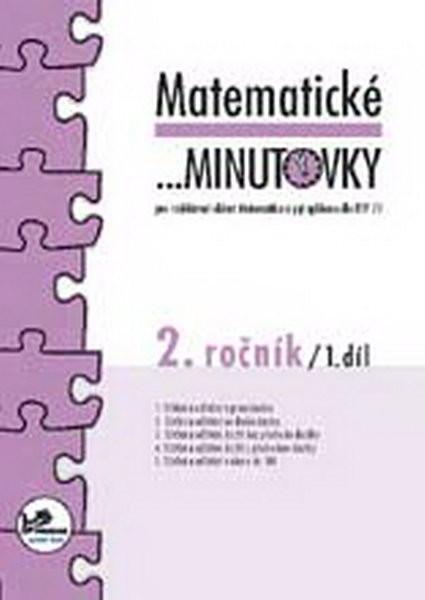 Matematické minutovky 2.r. - 1.díl