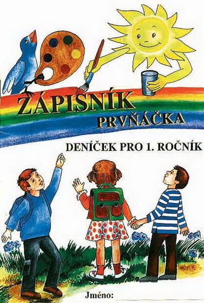Zápisník prvňáčka - Deníček pro 1.ročník