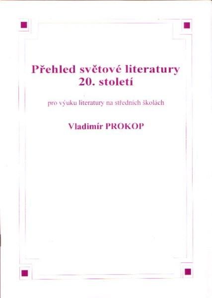 Přehled světové literatury 20. století