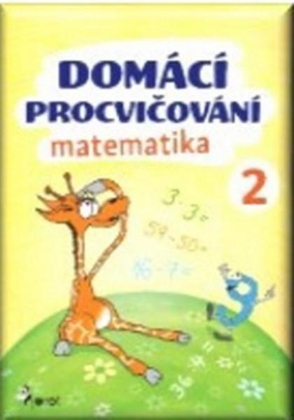 Domácí procvičování - Matematika 2.třída