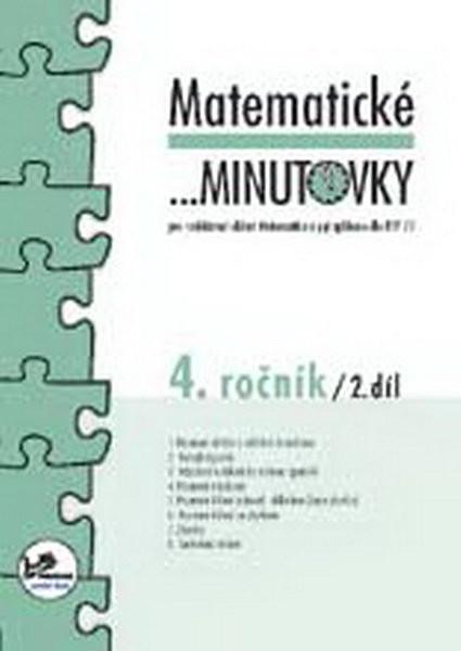 Matematické minutovky 4.r. - 2.díl