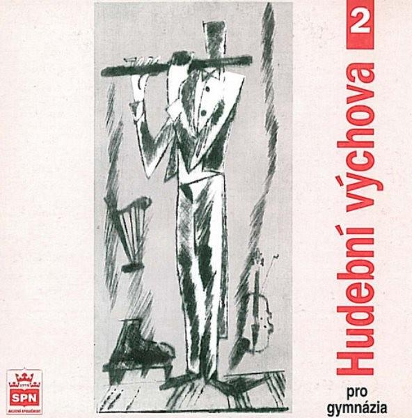 Hudební výchova pro gymnázia 2 - Audio CD