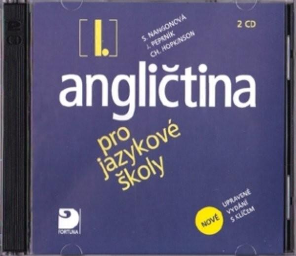 Angličtina pro jazykové školy 1 - audio CD (nové vydání)