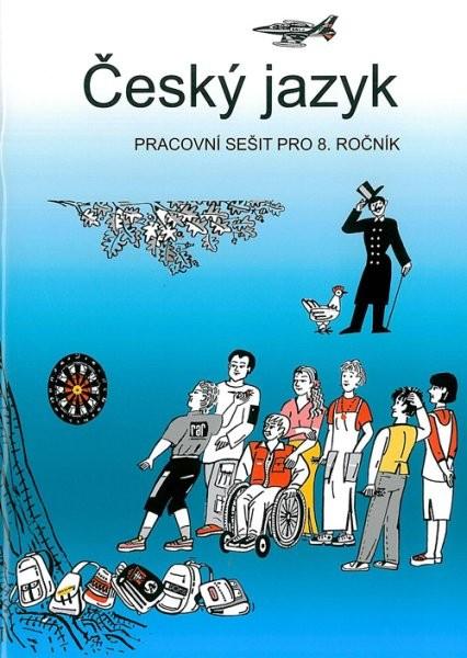 Český jazyk 8.r. - pracovní sešit