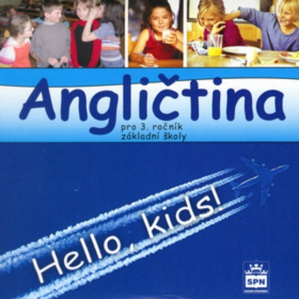 Angličtina 3.r. ZŠ - Hello,kids ! audio CD