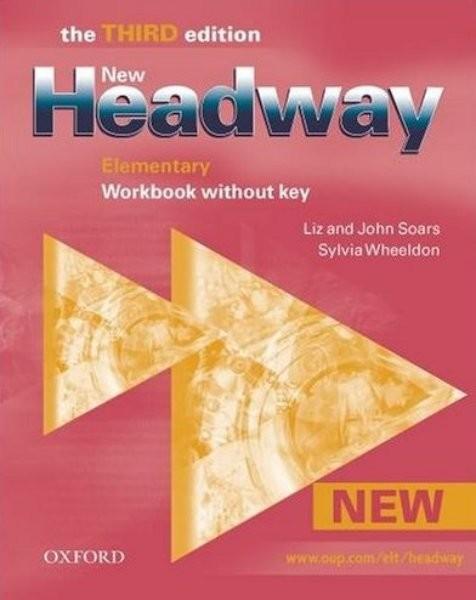 New Headway Elementary 3.vyd. Workook without key (pracovní sešit bez klíče)