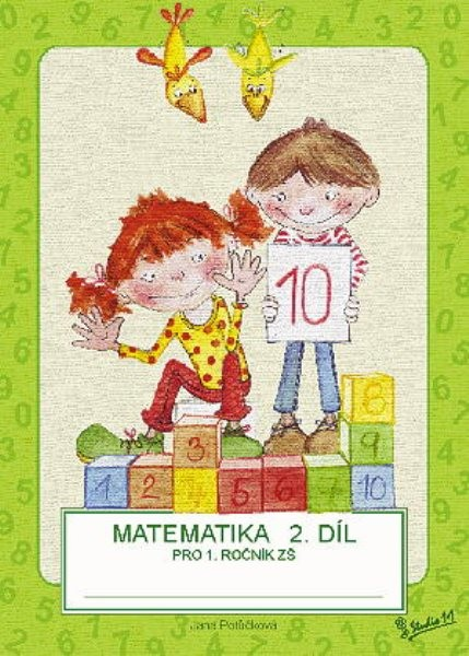 Matematika pro 1.třídu ZŠ 2.díl