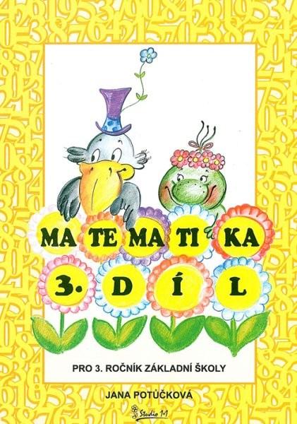 Matematika pro 3.ročník ZŠ 3.díl