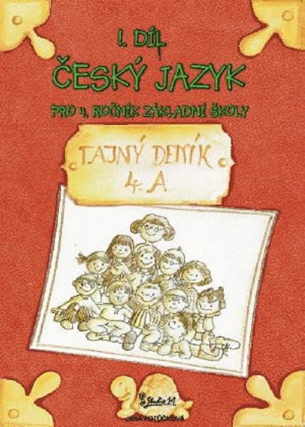 Český jazyk 4.ročník ZŠ 1.díl