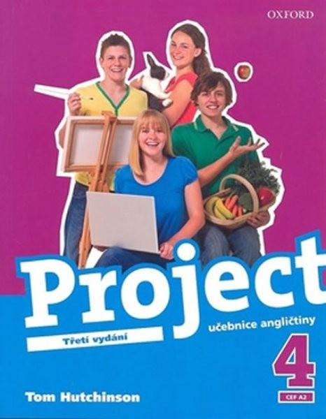 Project 4 Third Edition - Student´s Book (učebnice, třetí vydání)
