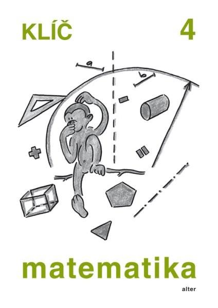 Matematika 4.ročník - Metodická příručka a klíč s výsledky úloh