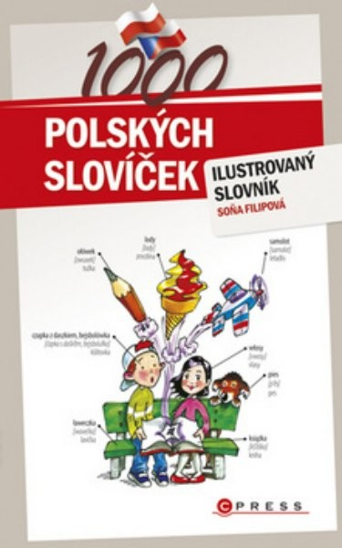 1000 polských slovíček - ilustrovaný slovník