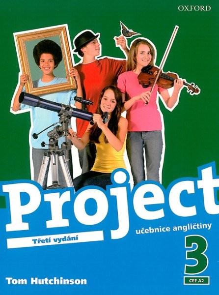 Project 3 Third Edition - Student´s Book (učebnice, třetí vydání)