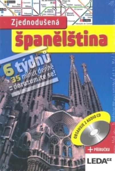 Zjednodušená španělština (příručka + 2 audio CD)