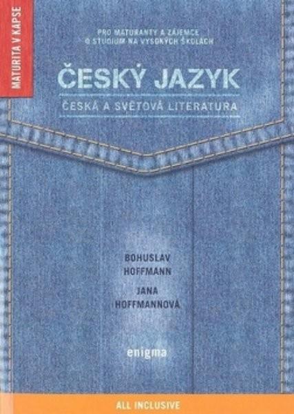 Český jazyk - Česká a světová literatura (Maturita v kapse)