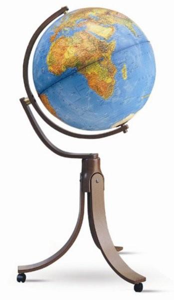 Globus Emily Blue - svítící (50 cm)