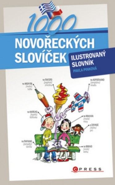 1000 novořeckých slovíček - ilustrovaný slovník