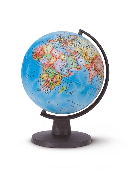 Globus Aries - politický (16 cm)