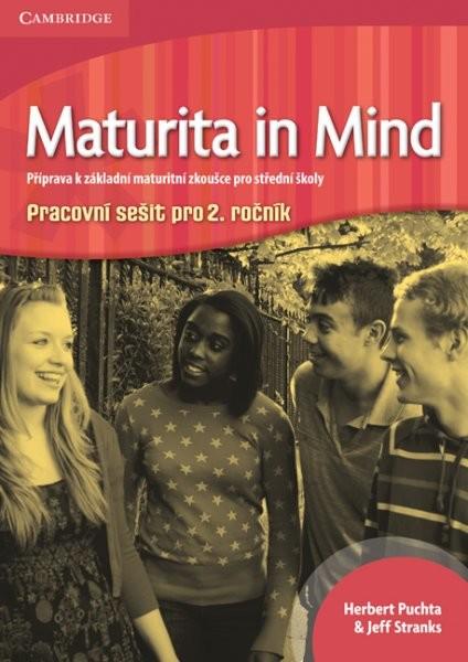 Maturita in Mind 2 - Pracovní sešit pro 2.ročník
