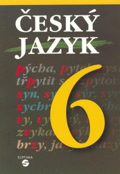 Český jazyk pro 6. ročník ZŠ praktické - Učebnice