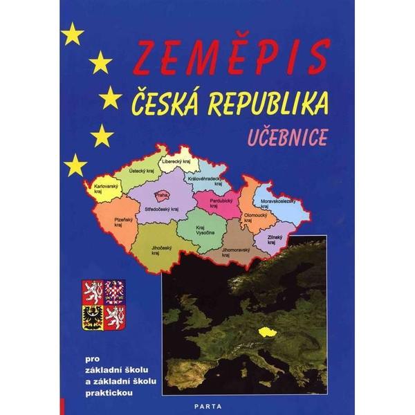 Zeměpis Česká republika - učebnice pro 2. stupeň ZŠ a ZŠ praktické