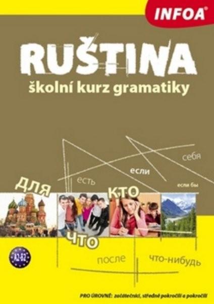Ruština - školní kurz gramatiky