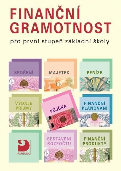 Finanční gramotnost pro 1.stupeň ZŠ - Učebnice