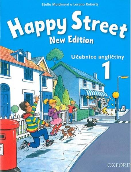 Happy Street New Edition 1 Učebnice angličtiny