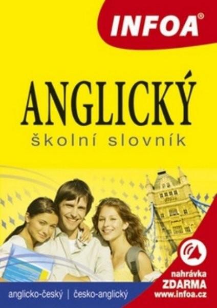 Anglický školní slovník (anglicko-český, česko-anglický)