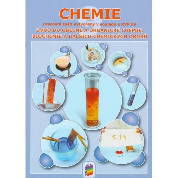Chemie 9.r. - pracovní sešit barevný