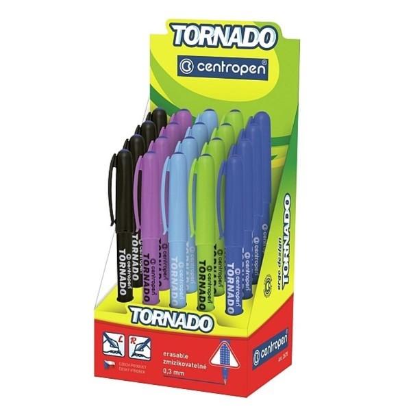 Tornado Ergo - černé