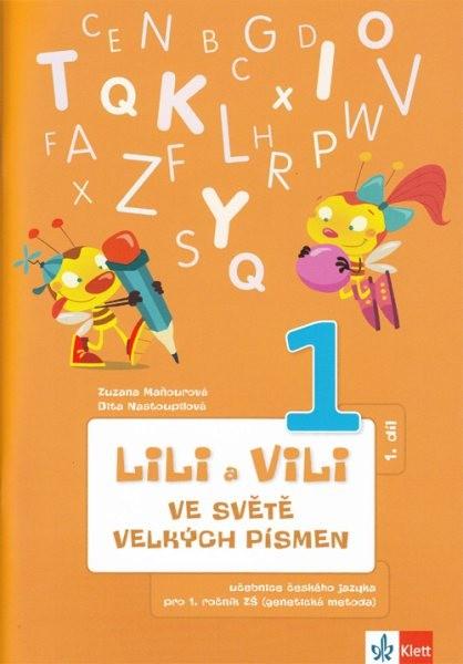 Lili a Vili ve světě velkých písmen 1 - 1.díl