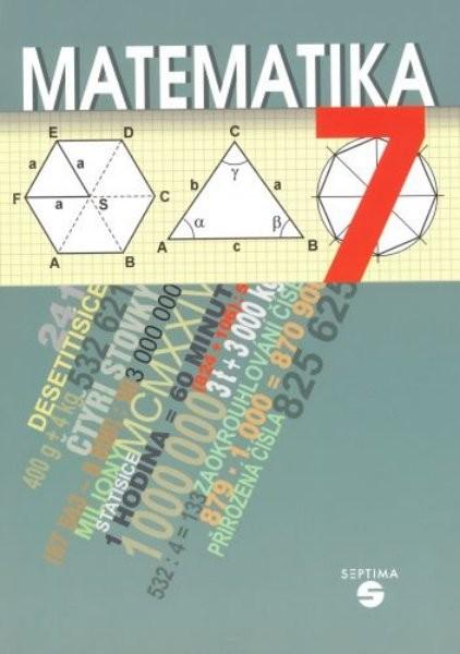 Matematika pro 7. ročník ZŠ praktické - učebnice
