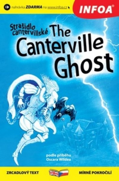 Strašidlo Cantervillské - The Canterville Ghost (zrcadlový text)