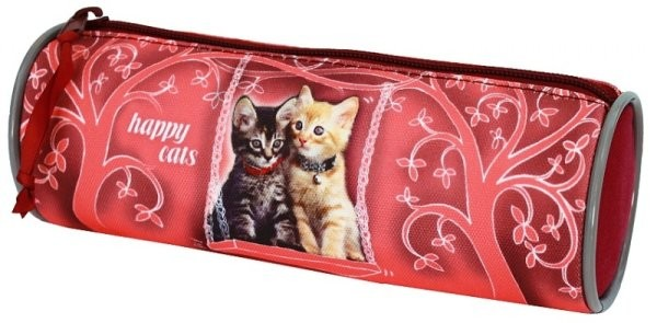 Školní etue Happy cats