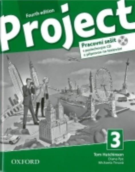 Project 3 Fourth Edition - Pracovní sešit + CD (čtvrté vydání)