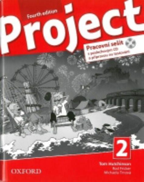 Project 2 Fourth Edition - Pracovní sešit + CD (čtvrté vydání)